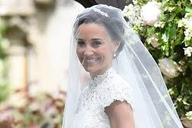 pippa middleton is married and here u0027s her wedding dress