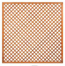 hardwood diagonal trellis 180cm