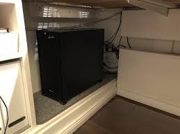 Schreibtisch Um Die Ecke Gehäuse Empfehlung Platzproblem Individual Lösung Unter