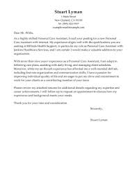 Nursing Assistant Cover Letter Examples by Nursing Home Assistant Administrator Cover Letter