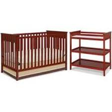 Matching Crib And Changing Table 71 99 Delta Stella Matching Crib Changing Table Bettony