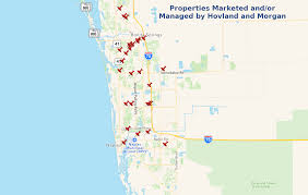 Bonita Springs Florida Map by Hovland Commercial Real Estate