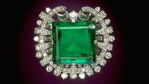 Ottoman Empire Jewelry The Spectacular 75 47 Carat Emerald Desire Gems And