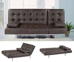 Multifunctional AH Sofa Bed - Brown sofa beds