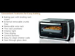 Oster Toaster Reviews Oster Tssttvmndg Digital Large Capacity Toaster Oven Review Youtube