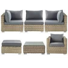 canape tresse exterieur chambre coussin canape exterieur bien choisir un salon de jardin