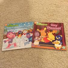 nick jr backyardigans books sale 90