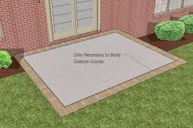Laying Pavers For Patio How To Install Paver Patio Free Home Decor Oklahomavstcu Us