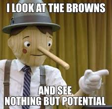 Cleveland Browns Memes - cleveland browns join the detroit lions as the only teams in nfl