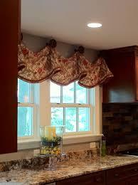 kitchen drapery ideas best 10 kitchen window valances ideas on valence