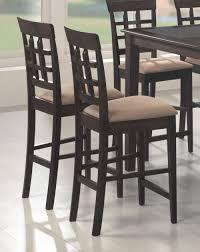 Mix Furniture Coaster Fine Furniture 100210 Mix U0026 Match Wheat Back Bar Stool