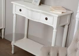 console pour chambre meubles blancs pour la chambre le grenier de juliette