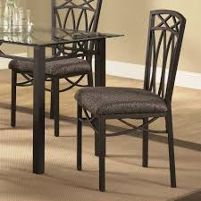 Steel Dining Room Chairs Beautiful Black Metal Dining Room Chairs Contemporary Home