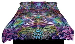 Trippy Comforters Bed Sets Product Categories Mindcradle