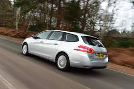 Peugeot 308 Auto Express by Peugeot 308 Sw 1 6 Bluehdi Most Economical Cars Most