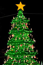 37 best christmas trees made of lights images on pinterest