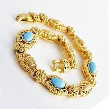 turquoise stone bracelet images Turquoise bracelet ebay JPG