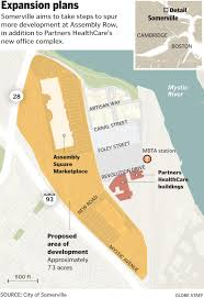 assembly row map somerville wants to size of assembly row project the