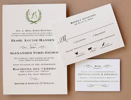 wedding invitations with response cards u2013 frenchkitten net