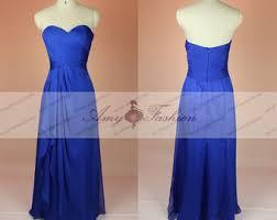 royal blue bridesmaid dresses 100 dress 100 etsy