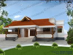 Single Floor House Designs Kerala by Wonderful Kerala Style Single Floor House Plan 1155 Sq Ft Kerala