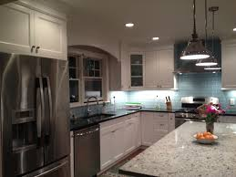 Backsplash Subway Tiles For Kitchen Vapor Glass Subway Tile Designer Kitchen Backsplash Subway Tile