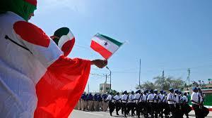 British Somaliland Flag Breakaway Somaliland To Elect President The National