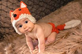 Newborn Infant Halloween Costumes Hat Industry Picture Detailed Picture Lovely Fox