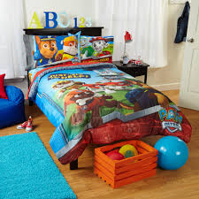 Twin Size Bed Sets Sale by Twin Size Bed Comforters Walmart Com Nickelodeons Paw Patrol
