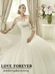 sheer sleeve wedding dresses sheer sleeve wedding dress sheer neckline tulle and lace