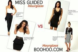 boohoo com finding the fit