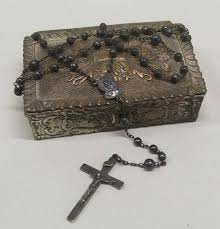 rosary cases 22 best rosary cases boxes images on rosaries