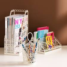 College Desk Accessories 5 Cute Dorm Products Teen Desk Desk Accessories And Desks