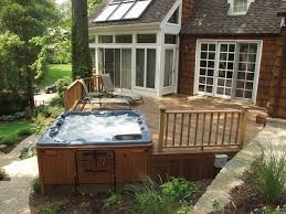 Pool And Patio Store by Best 25 Backyard Deck Designs Ideas On Pinterest Backyard Decks