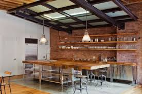 industrial style kitchen island industrial style kitchens home design ideas essentials