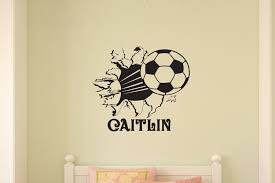 soccer wall decals awesome soccer wall decals inspiration home soccer wall decals