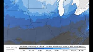what are eastern iowa s odds of a white