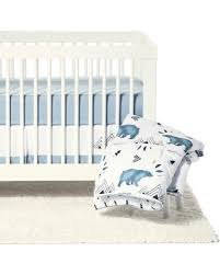 Jojo Crib Bedding Sale Sweet Jojo Designs Crib Bedding Set Mountain 11pc
