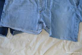 Used Jeans Clothing Line How To Ombre Dye Clothes Crafty Family