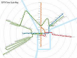 Philly Subway Map by Philadelphia Munson U0027s City