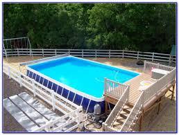build pool prefab decks doherty house do you know prefab decks