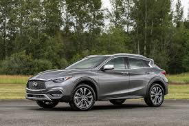 2017 infiniti qx30 first drive review motor trend