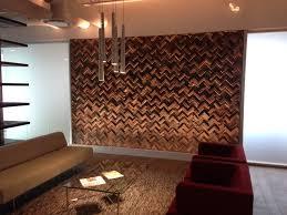 effigy of unique wood wall covering ideas interior design ideas