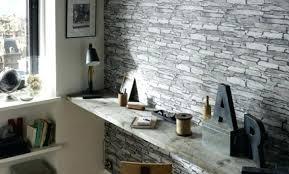 monsieur bricolage cuisine papier peint cuisine lessivable great decoration papier peint