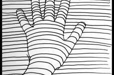 op art coloring pages super design ideas kids color pages best 25 free printable