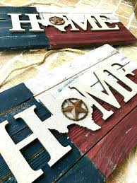 flag decorations for home rustic decor home decorating coolest state of best ideas on