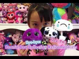 beanie boo collection beanie boos retirement 2015