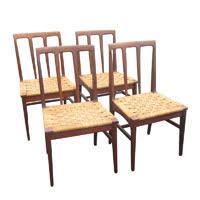 Danish Teak Armchair Midcentury Retro Style Modern Architectural Vintage Furniture From