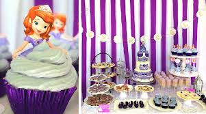 kara s party ideas sofia the 5th birthday party