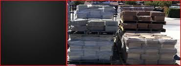 Bulk Landscape Materials by Top Soil Compost Decorative Rock Bark Vista Ca U2013sunrise Materials Inc